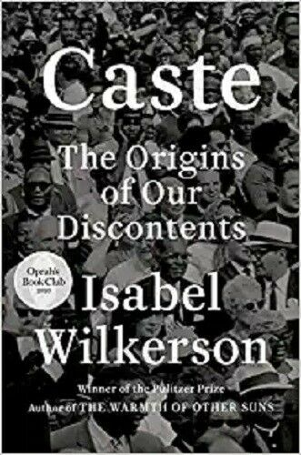 Caste . by Isabel Wilkerson (2020, Hardcover)
