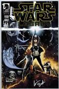 Star Wars Signed Comics