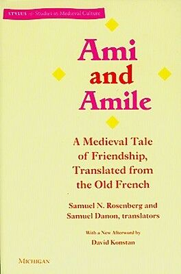 NEW Ami and Amile Life as Medieval French Knights 4 Charlemagne 1st Hand Account