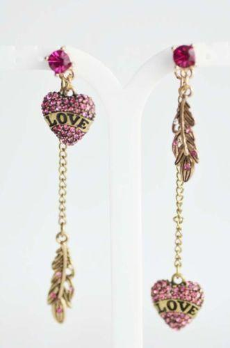Betsey Johnson Fashion Jewelry