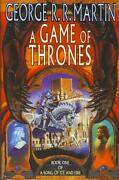 A Game of Thrones First Edition