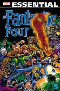 Essential Fantastic Four Volume 5(Issues 84-110 and annuals 7/8