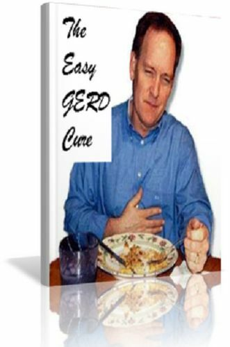 Easy, Natural, Heartburn, Acid-Reflux, GERD, IBS Remedy