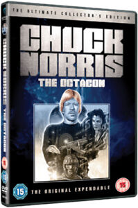 The Octagon DVD (2012) Chuck Norris ***NEW***