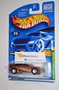 Hot Wheels Treasure Hunt 2001