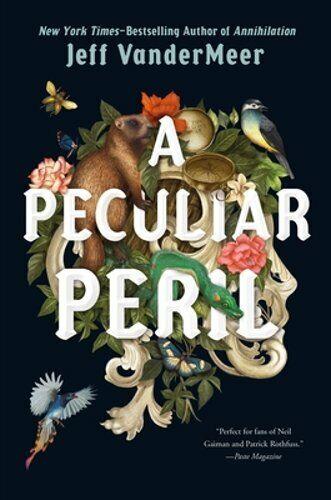 A Peculiar Peril By Jeff Vandermeer: New