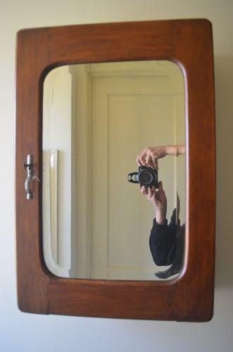 Superbe Antique Medicine Cabinet | EBay