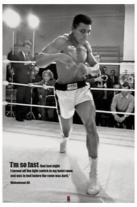 MUHAMMAD-ALI-POSTER-TRAINING-LICENSED-BRAND-NEW