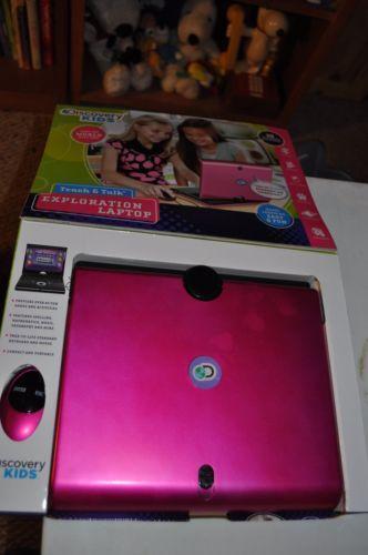 Discovery Kids Laptop: Electronic Learning Toys | eBay