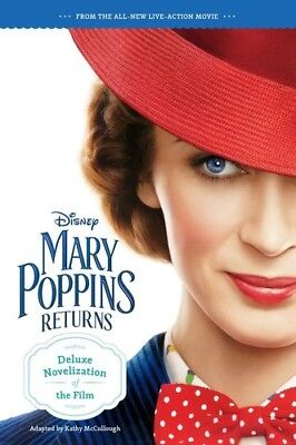 Mary Poppins Returns Deluxe Novelization  Mary Poppins Returns 2018, Book