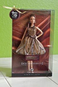 Barbie --Silver Label Hershey Chocolate Doll! In Original Box!