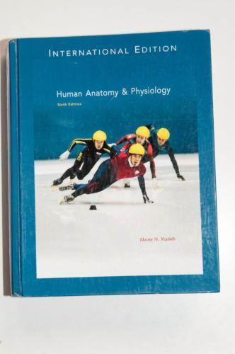 Human Anatomy and Physiology Marieb | eBay