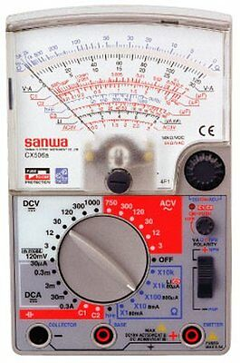 Sanwa Analog Multitester Cx506a Cx-506a