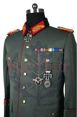 Ww2 German Army General Uniform Tunic And Pants