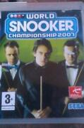 Snooker PS3