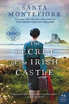 The Secret of the Irish Castle Deverill  by Santa Montefiore New Paperback Book