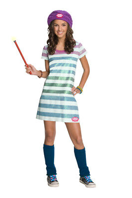 Wizards of Waverly Place Alex Striped Girl Costume