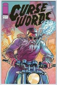 Curse Words Gold Foil Cover #1 - 1 per Store Variant