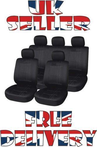 Vauxhall Zafira Car Seat Covers