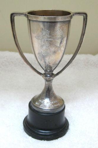 Antique Trophy Ebay