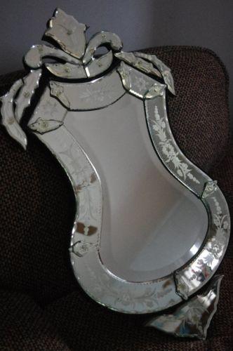 Vintage Venetian Mirror Ebay