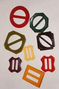 Bakelite Belt Buckle
