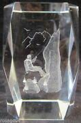 Laser Etched Crystal