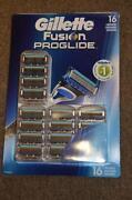 Gillette Fusion Proglide Blades 16