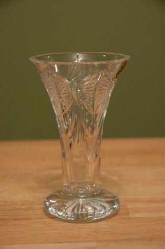 Waterford Crystal Vase 6 Quot Ebay