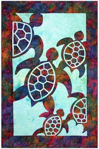 Turtle Quilt Pattern Ebay