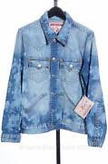 True Religion Blue Jean Jacket