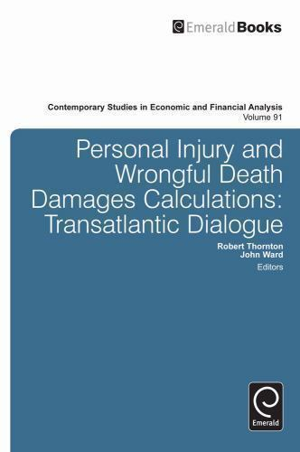 Personal Injury and Wrongful Death Damages Calculations : Transatlantic... 1