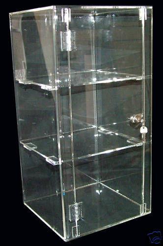Acrylic Display Cabinet Ebay