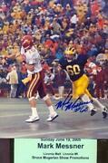 University of Michigan Autographs