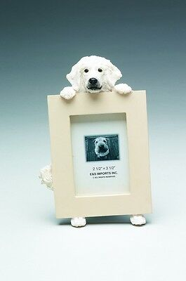GREAT PYRENNES  PICTURE FRAME #86