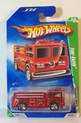 Hot Wheels Treasure Hunt Fire Eater