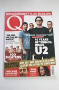 Q Magazine U2