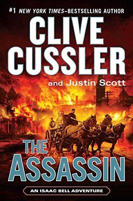 The Assassin  An Isaac Bell Adventure
