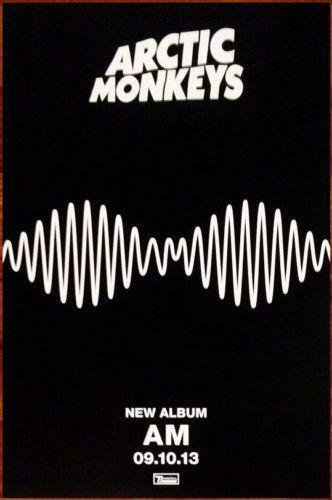 Arctic Monkeys Poster Ebay