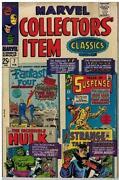 Marvel Collectors Item Classics