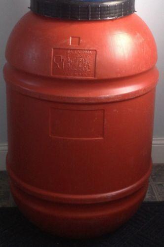 Food Grade Plastic Barrel Ebay