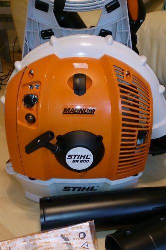 Stihl br600 leaf blowers vacuums ebay publicscrutiny Choice Image