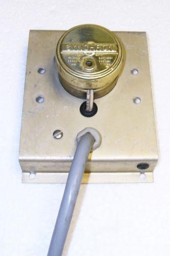 Synchron Clock Motor Ebay