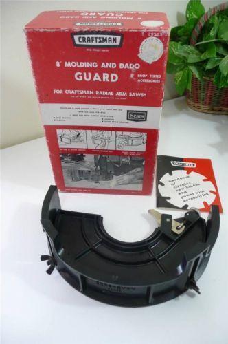 Radial Arm Saw Guard Ebay