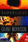 Grant Morrison Signed