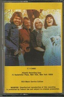 "ABBA ""Greatest Hits"" cassette - F3 - RCA music club edition"