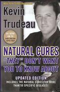Kevin Trudeau Natural Cures