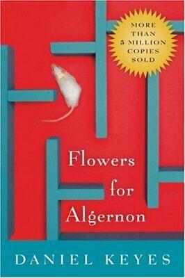 NEW - Flowers for Algernon by Keyes, Daniel