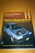 Nissan Sentra Repair Manual