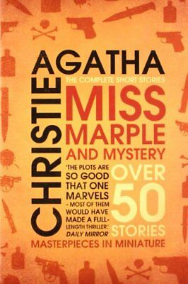 Miss Marple and Mystery: The Complete Short Stories-Agatha
